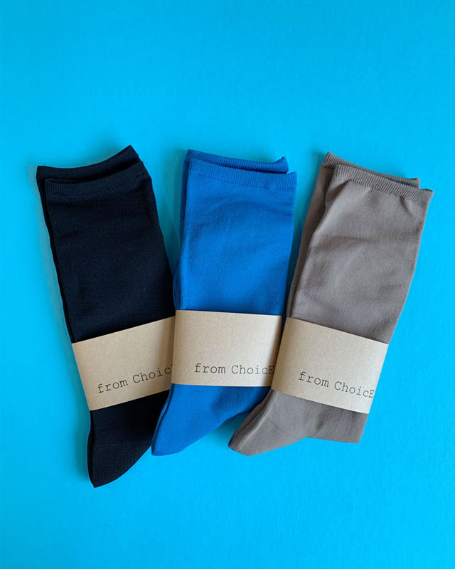 Dry Cool Long Socks - 3 colors